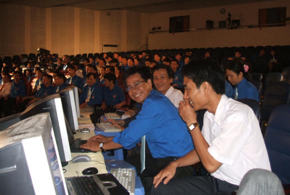 4Psoft và Thanh Niên (đài TH BRVT)