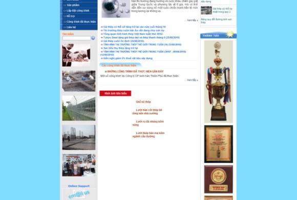 Công ty Lưới Hàn Thiên Phú