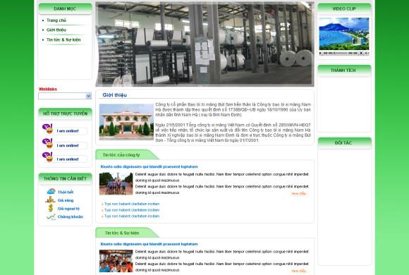 Công ty cổ phần Bao bì Bút Sơn