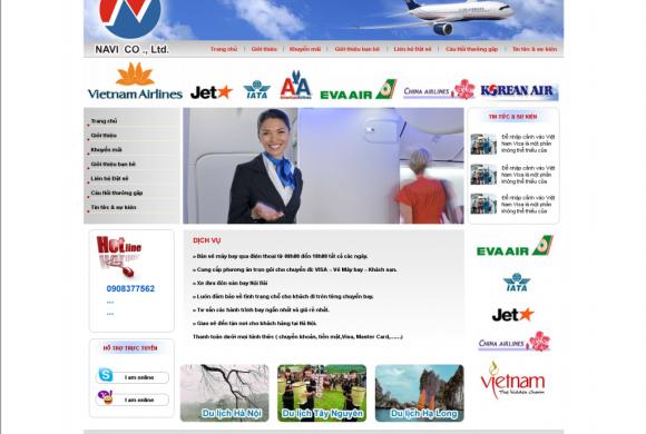 Công ty cổ phần TM-DV-DL Navi (TP.HCM & Hà Nội)