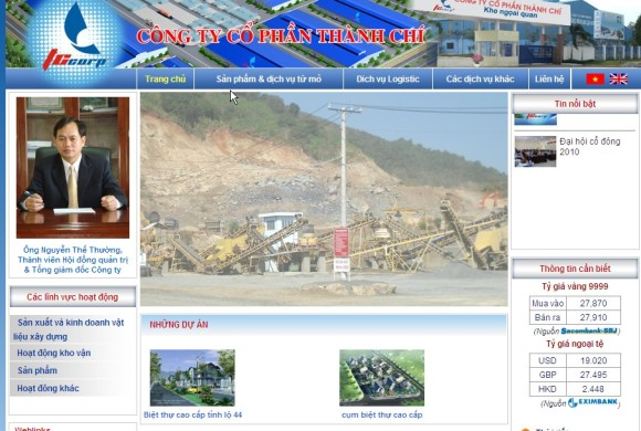 Công ty CP Thành Chí – BRVT