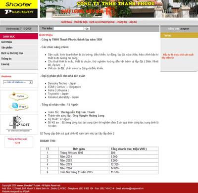 Công ty TNHH Thanh Phước