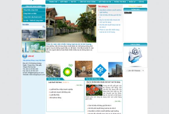 Công ty Xây dựng Đông Long – Hà Nội