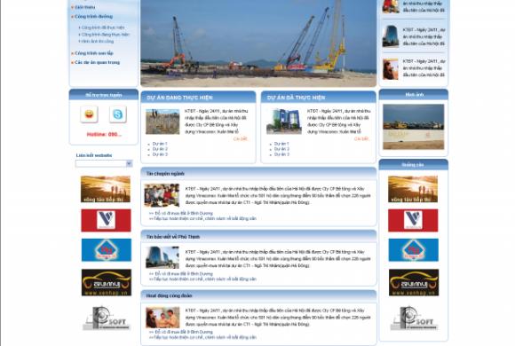 Cty Xây dựng Phú Thịnh – Bà Rịa Vũng Tàu