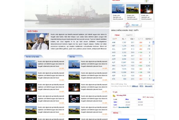 Gasshipping – Cty CP Vận Tải Dầu Khí QT