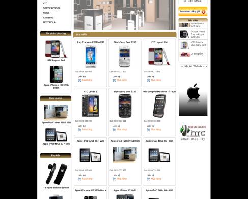 Iphone Vũng Tàu