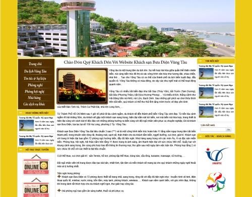 Khách sạn Bưu Điện Vũng Tàu
