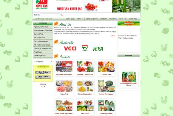 Minh Van Fruit – Vietnam