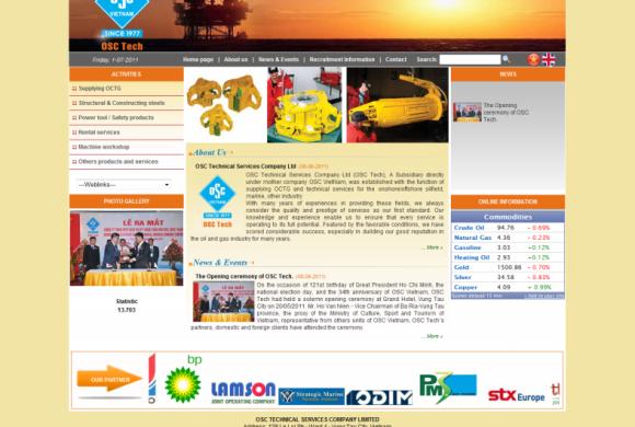 OSC Tech – Vung Tau