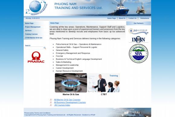Phuong Nam Training & Services Ltd.