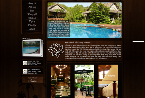 The Lotus Resort Bà Rịa – Vũng Tàu