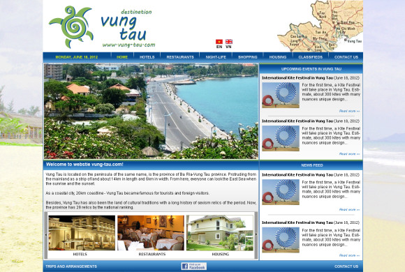 Website www.vung-tau.com