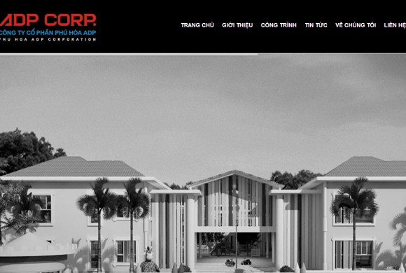 Công ty cổ phần Phú Hòa ADP